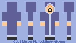 Wizard Master!!! Minecraft Skin