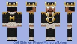 King Herobrine Minecraft