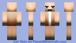 My first skin Minecraft Skin