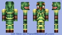 KIDKOBRAH's Skin Minecraft Skin