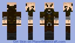 Dwalin Minecraft Skin