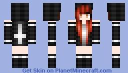 ɕ|ː|ː|ː|ːɬ̥̥̥̊̊̊Kittyɬ̥̥̥̊̊̊ː|ː|ː|ː|ɕ-Samantha~ Minecraft Skin