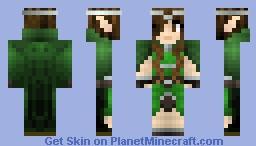 Elven Huntress Minecraft