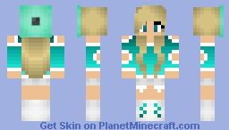 [ღCeriseღ] Athletic Artist Minecraft Skin