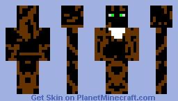 tigger (sk series) Minecraft Skin