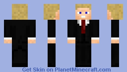 Oliver Queen (Business) Minecraft