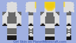 Sci-Fi Soldier (Alts in description) Minecraft Skin