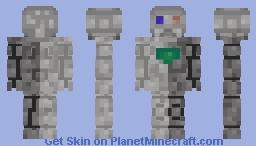 PMC Bots Ancestor Minecraft Skin