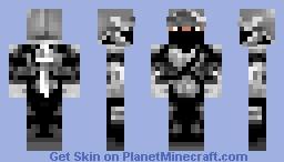 Armored Ninja Minecraft Skin