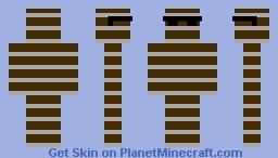 Barrel-Minecraft PewDiePie Skin Pack Minecraft Skin