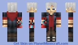 DmC - Nero Minecraft Skin