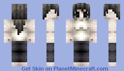 Jane the killer in minecraft