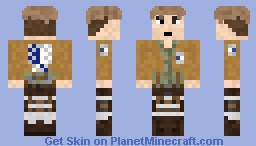 Jean from Attack on Titan