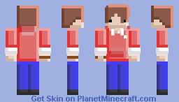 (Yay 1.8 Skins!) Casual Boy Minecraft Skin