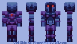 Phantom [LoZ P-H] Minecraft Skin
