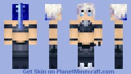 Piastol Minecraft Skin