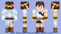 Pit & Pittoo [Kid Icarus] Minecraft