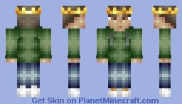 (New) Personal Skin [1.8] Minecraft Skin