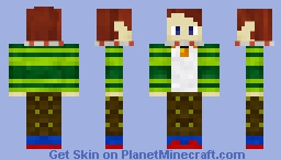 Anju's Mom Minecraft Skin