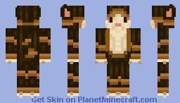 Kittay Cat Minecraft Skin
