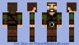 WoodCutter Skin Minecraft