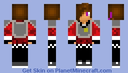 Gamermech Minecraft Skin