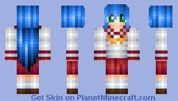Konata Izumi [Lucky Star] Minecraft