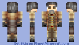Arcturus Mengsk (StarCraft II: Heart of the Swarm) Minecraft Skin