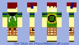 ~Summer Fun~ Minecraft Skin