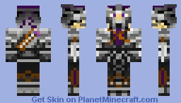 Knight of the Eternal Sword [DIAMOND AND DOWNLOAD] He has an awesome helmet ! :D Minecraft Skin
