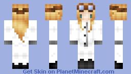 ヽ༼ຈل͜ຈ༽ノ I̠̹͈̬͚͌͂ͬ́͗N̩̰̹̩̪̄͛V̦̺͓͈͈̟͒̊̐͑: Lab Coat Minecraft