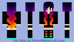 Graceboonieyo Minecraft Skin