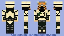 Saints row/The Third: S.T.A.G soldier Minecraft Skin