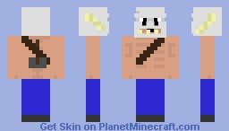 mountain brute Minecraft Skin