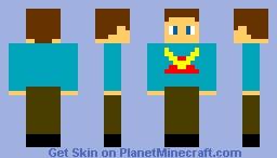 Venturian Minecraft Skin