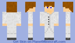 MrMario1701 (lab coat) Minecraft Skin