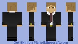 Politician Minecraft Skin
