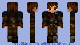 How to Train Your Dragon 2 Minecraft Skin