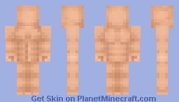 Advanced standard body template Minecraft