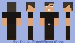 Alvin Minecraft Skin