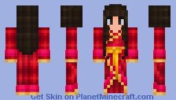Luna (1.8 test) Minecraft Skin