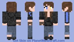 Emerald_Lily Minecraft Skin