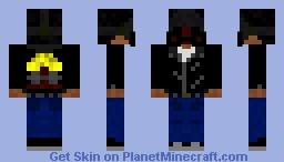 Gassy Minecraft Skin