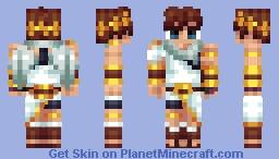 Kid Icarus Pit Minecraft