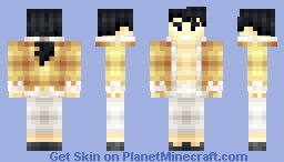Ling Yao [Alts in the description] Minecraft Skin