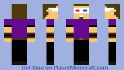 Mattadar 4.0B Minecraft Skin