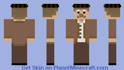Mr Mediterranean Minecraft Skin