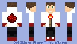 kikipunk skin's Minecraft Skin