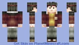 Kaname Ohgi Minecraft Skin