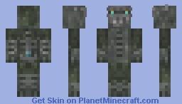 Quadratus Minecraft Skin